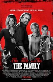 Смотреть фильм Малавита онлайн в хорошем качестве HD 720