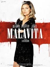 Посмотреть фильм Малавита онлайн в хорошем качестве
