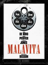 Посмотреть фильм Малавита онлайн